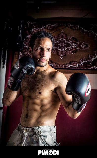 Steven Dasz Boxing Shoot