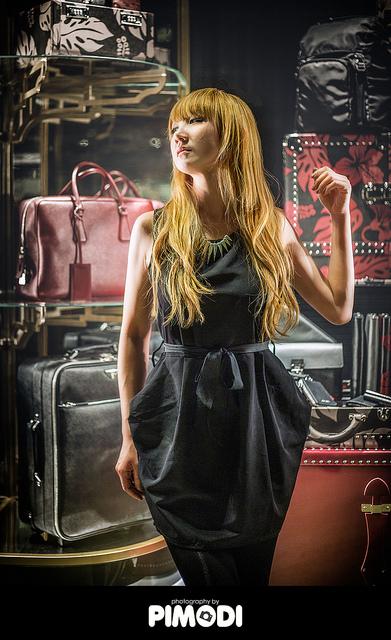 Grace Black Fashion Shoot