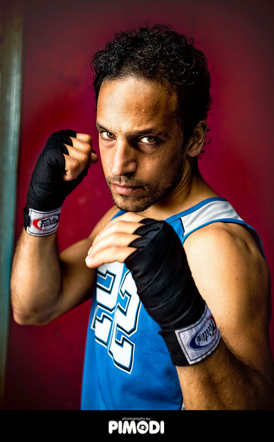 Steven Dasz Boxing Shoot