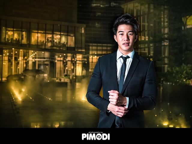 Hong Yi corporate theme shoot