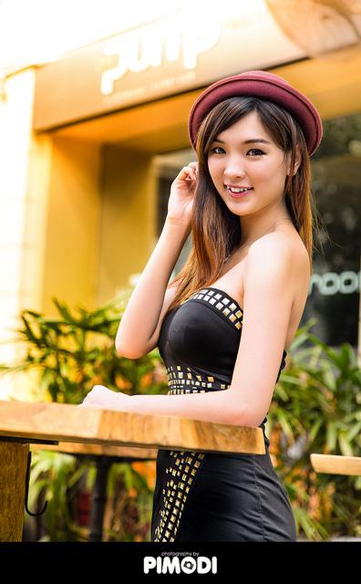 Stella Goh fashion test shoot