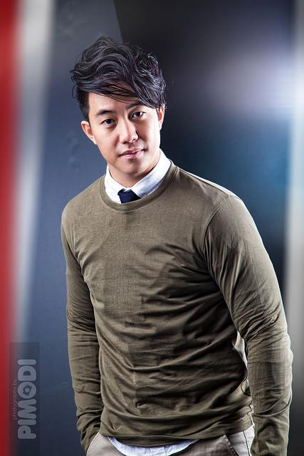 Man Focus Series - Hong Yi