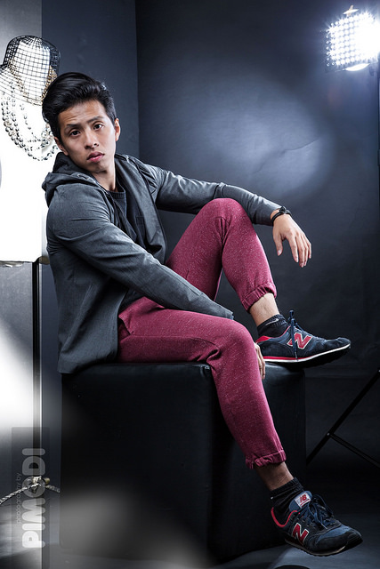 Man Focus Series - Aiden Goh