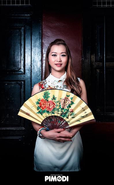 Audrey Cheong Sam Theme Shoot