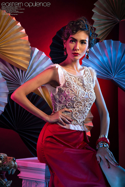 Eastern Opulence Fashion Photography