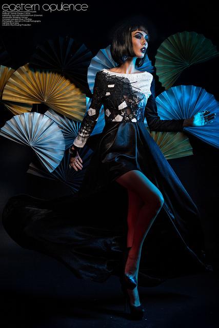 Eastern Opulence Fashion Photoshoot