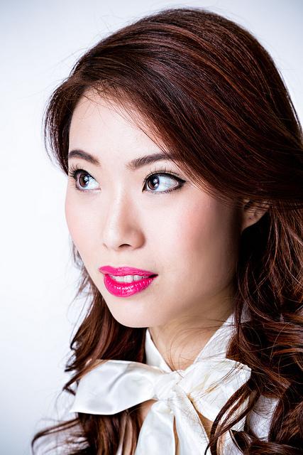 Tiara Lash Fake Eyelashes Product Photography