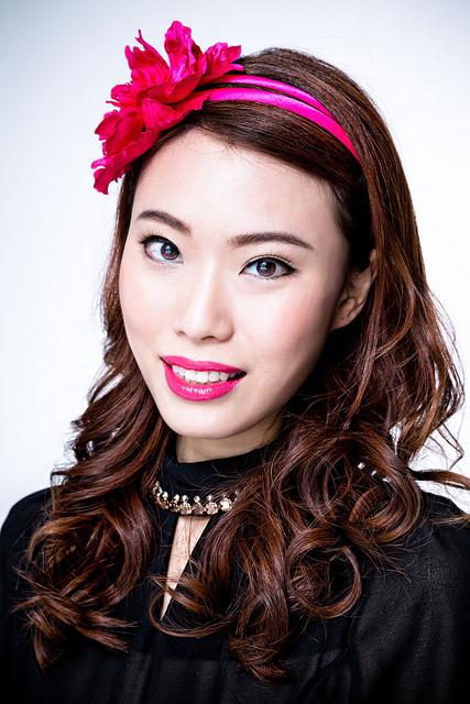 Tiara Lash Eye Makeup Product Photography